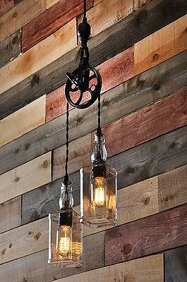 Recycled Hardwood Timber Feature Walls Vintage Provincial Industrial Cafe Style