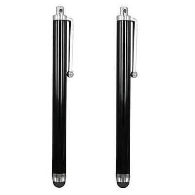 2 X Touch Screen Pen Stylus For Android Tablet PC iPad Kindle Mobile Phones NEW