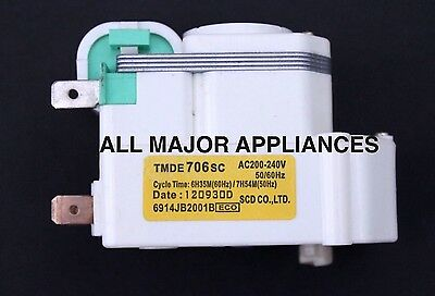 6914Jb2006R Defrost Timer Suit Korean & Japan Lg Fridge Refrigerator  Sankyo