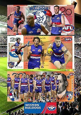 Western Bulldogs A4 Poster