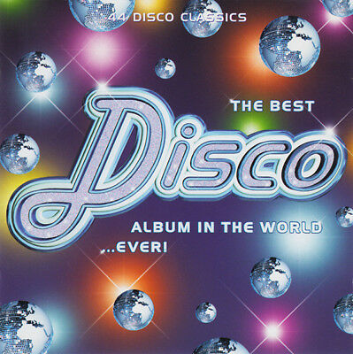 The Best Disco Album in the World...Ever! (2 X CD ' Various Artists)