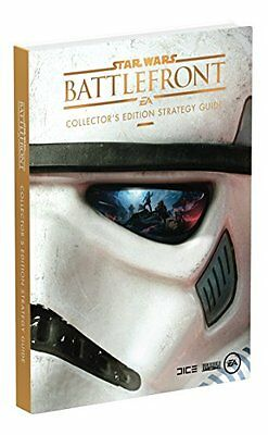 STAR WARS Battlefront Collector's Edition Guide, Prima Games Book The Cheap Fast