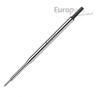 Paper Mate Compatible Ballpoint Pen Refill Medium BLACK or BLUE, MADE IN GERMANY