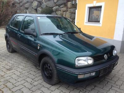 VW Golf TDI COOL SYNCRO