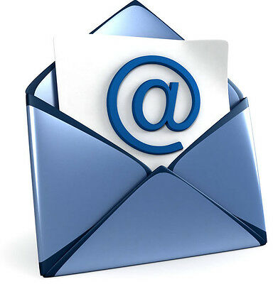 350 Uk Emails - Active And Signed Up For Marketing! Delivery Within 24 Hours