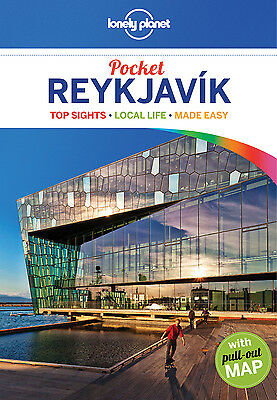 Lonely Planet POCKET GUIDE REYKJAVIK (Travel Guide) - BRAND NEW PAPERBACK