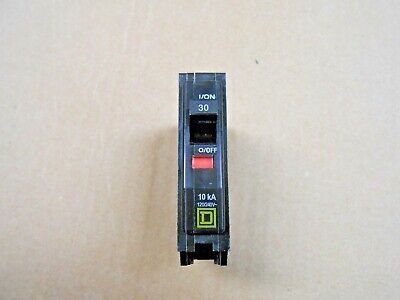 Square D QO130 Brand new in factory box 1 price 1p 30a Circuit Breaker 10 pcs