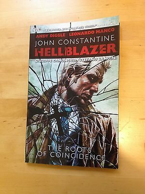 Constantine Hellblazer: Roots of Coincidence Andy Diggle Graphic Novel