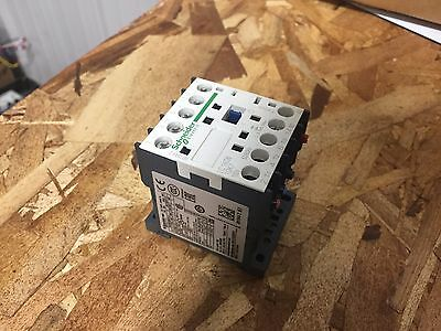 Schneider Contactor LC1K0610K7 - 120V AC Coil, 3P, 20Amp, 1.5HP/3HP Rated