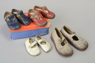 Children's' Well Made Mid C20 Leather Shoes. REF 907