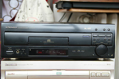 Pioneer CLD-2950 PAL NTSC Laserdisc Player Flagship Model Modèle Phare LD Player