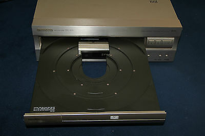 Pioneer DVL 909 PAL/NTSC Laserdisc Player Flagship Model Auto-Reverse DVD/CD