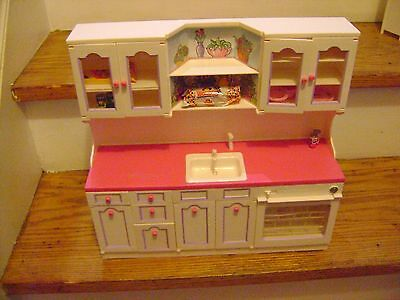Tyco Kitchen Littles Deluxe Kitchen Center READ DESCRIPTION