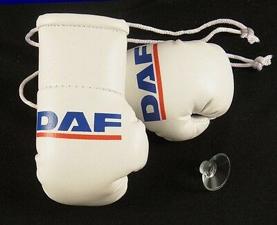 DAF  Mini Boxing gloves (collectable) Rear View Mirror