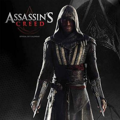 Assassins Creed Calendar 2017 Official Merchandise