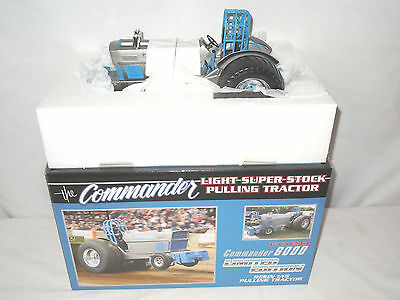 Ford 6000 The Commander Pulling Tractor By SpecCast  1/16th Scale