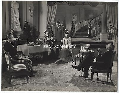 Angela Lansbury George Sanders Private Affairs Vintage Dbl Wt Oversize Photo