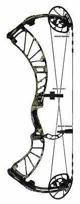 2017 Obsession Compound Bow - Def Con M7Z ! Rh Only!