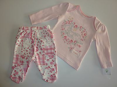 Disney Sleep Tight BAMBI Pink PJ's NWT