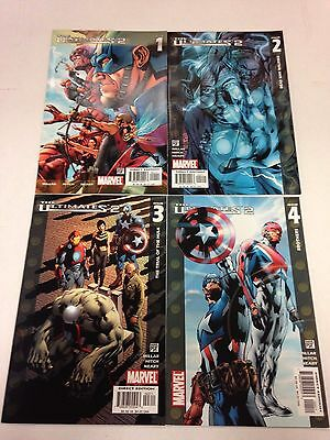 The Ultimates 2 #1 2 3 4 5 6 7 - 13 Annual 1 2 complete set Mark Millar