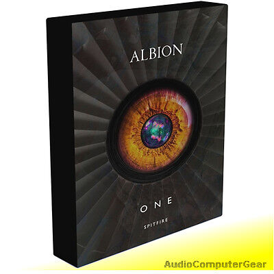 Spitfire Audio ALBION ONE Orchestra Sound Sample Library Software Instrument NEW