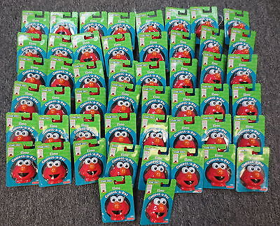 Lot of 50 Sesame Street Collect-a-Pals (ALL ELMO)
