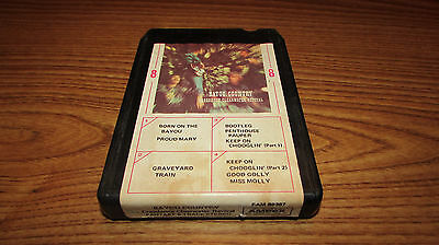 Creedence Clearwater Revival Bayou Country 8 Track Tape 1969 Fantasy...Tested