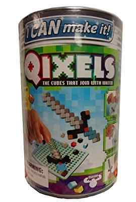"Qixels 200 Cube Refill ""I Can Make It"" Canister The Cubes You Join with Water"