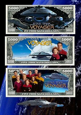 Voyager A4 $ Poster