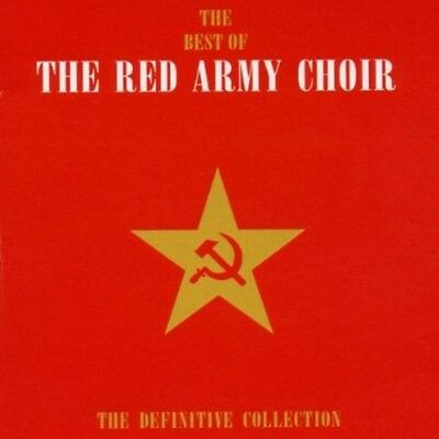 The Red Army Choir - Best of the Red Army Choir [New CD]