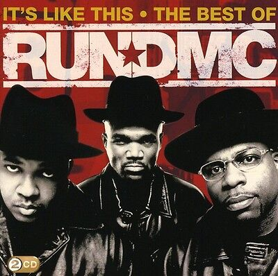 Run Dmc - It's Like This-The Best Of [CD New]