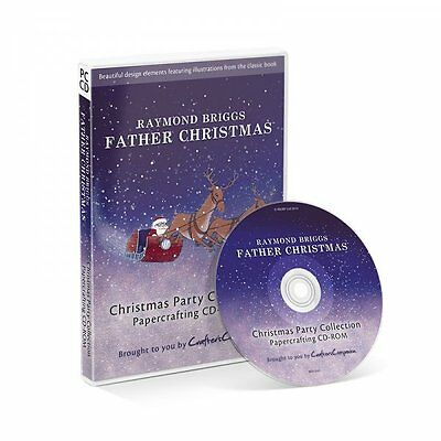 Crafters Companion Father Christmas CD-ROM - Christmas Party Collection