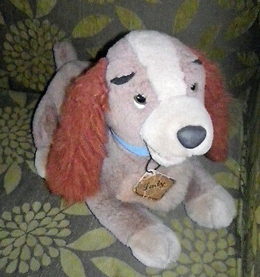 "18"" Plush Very Cute Lady from Walt Disney's Lady and the Tramp"