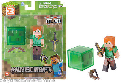 **30 DAY Special**MINECRAFT - Alex with Accessories #Item 16513