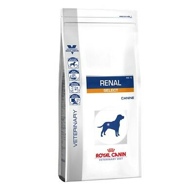10kg ROYAL CANIN  Renal Select Canine RSE 12 Veterinary Diet Hund von BRAVAM
