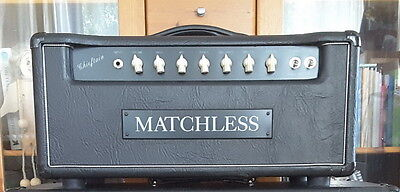 Matchless Chieftain tube amp head 40W