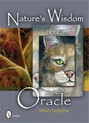 NEW Nature's Wisdom Oracle Cards Deck Mindy Lighthipe