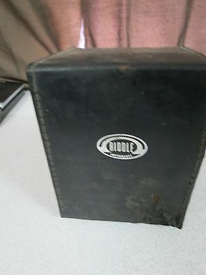 James C. Biddle Co Ohmmeter Mark Iii Insulation Tester With Leads And Case