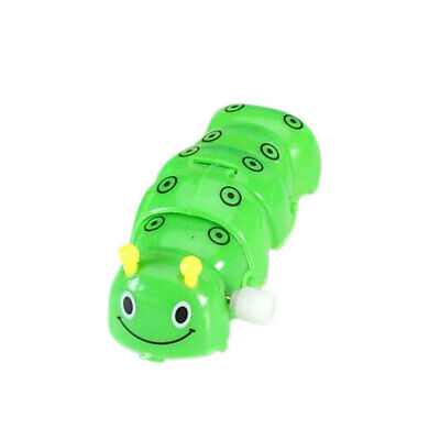 Cute Wind Up Caterpillar Worming Kids Baby Childrens Clockwork Toys Gift