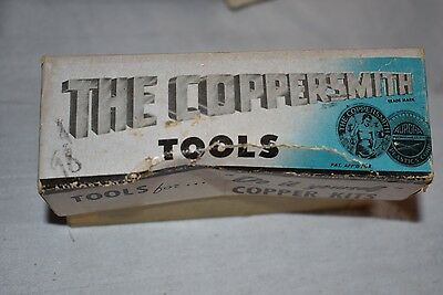 The Coppersmith Tools De Luxe Tool Set Aurora Plastic Company