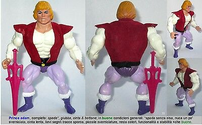 ******PRINCE ADAM_completo_MASTERS OF THE UNIVERSE_MOTU_HE-MAN_SKELETOR_B-_