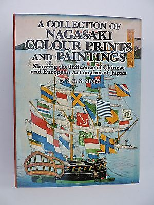 A collection of Nagasaki colour prints and paintings