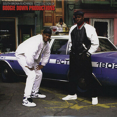 Boogie Down Productions – South Bronx Teachings : A Collection Of LP NEW