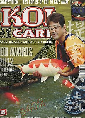 KOI How to Test your Water - Step by Step Guide - KOI CARP Magazine March 2013