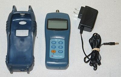 Trilithic TR-2 CATV Coaxial Cable TV Signal Level Meter