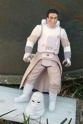 Star Wars 2003 HOTH SNOWTROOPER Action figure Removable Helmet