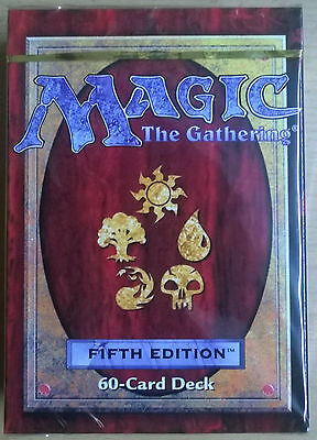 Magic the Gathering WOC6524 - Fifth Edition - Starter Deck (Mint, Sealed)