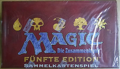 Magic the Gathering WOC21124 - Fünfte Edition - Starter Deck Box (Mint, Sealed)