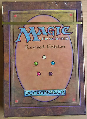 Magic the Gathering WOC6100 - Revised Edition - Starter Deck (Mint, Sealed)