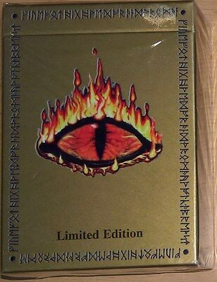 Middle Earth The Lidless Eye - Limited Edition - Starter Deck (Mint, Sealed)